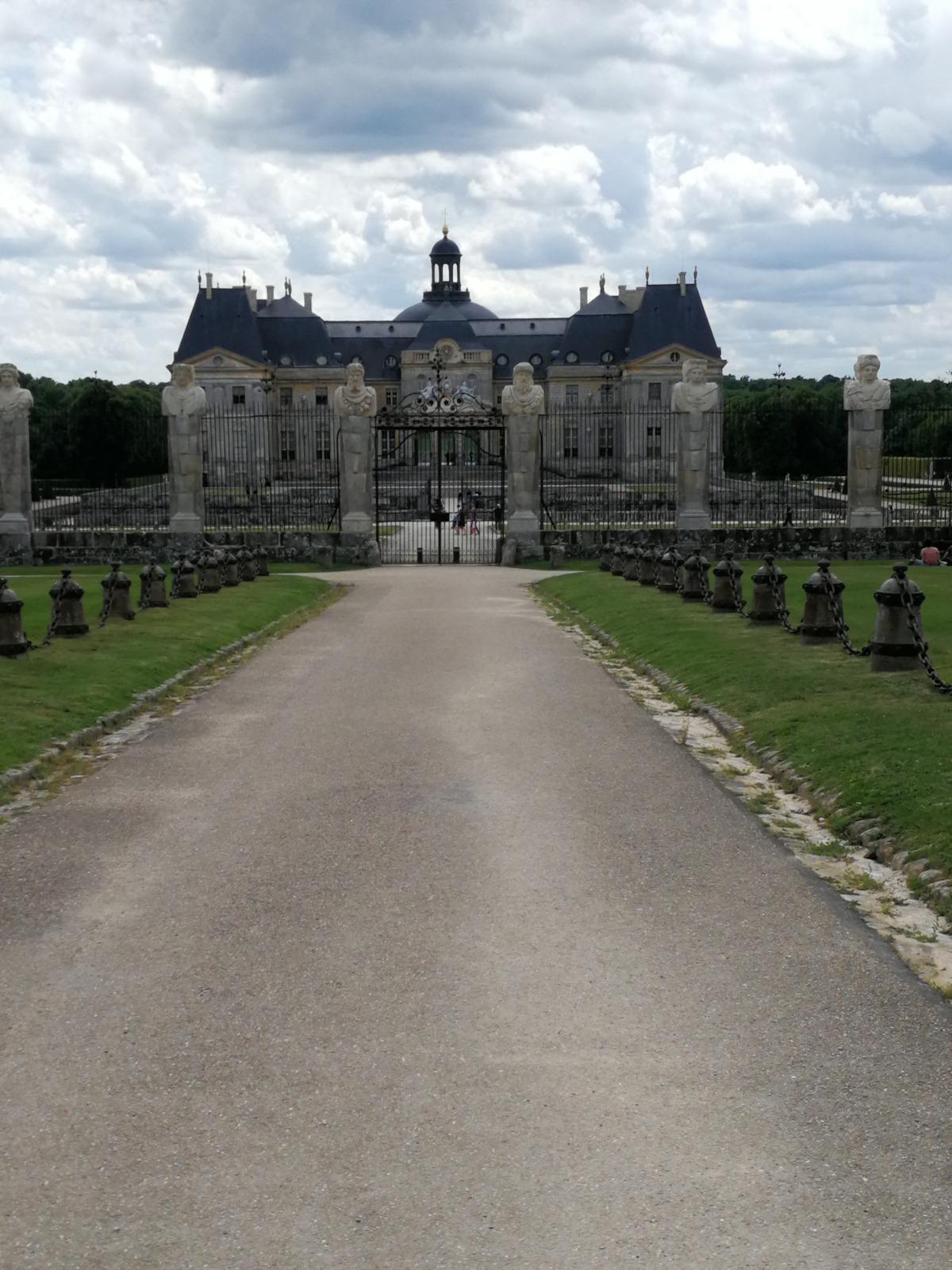 Châteaux de Vaux Le Vicomte