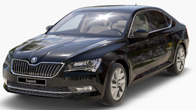 Skoda Superb de MYVTCCONNECT